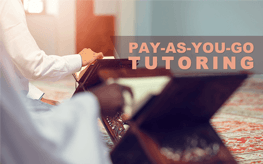 Pay-As-You-Go Tutoring