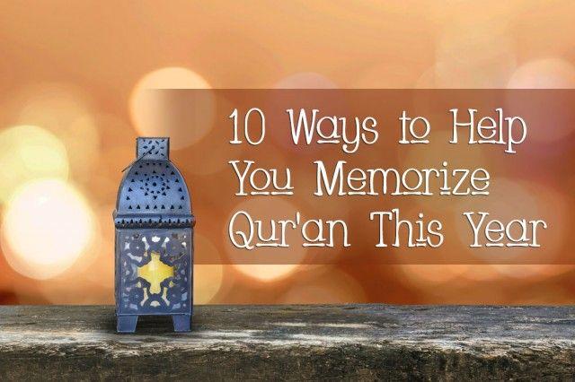 b2ap3_medium_10_Ways_to_Help_You_Memorize_Quran_This_Year 10 Ways to Help You Memorize Quran This Year   Studio Arabiya Blog